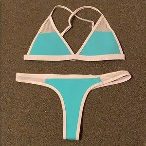 Swimsuit by hoaka swimwear